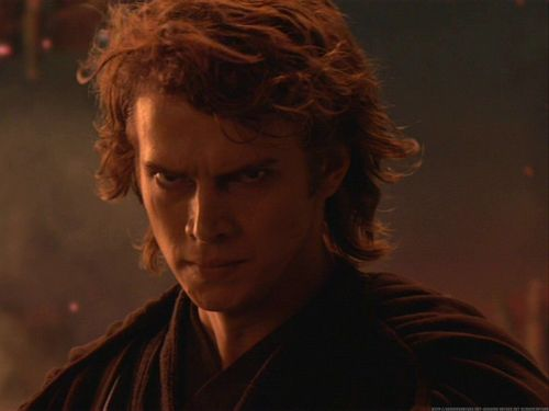 Anakin Skywalker fond d'écran probably containing a portrait titled Anakin Skywalker