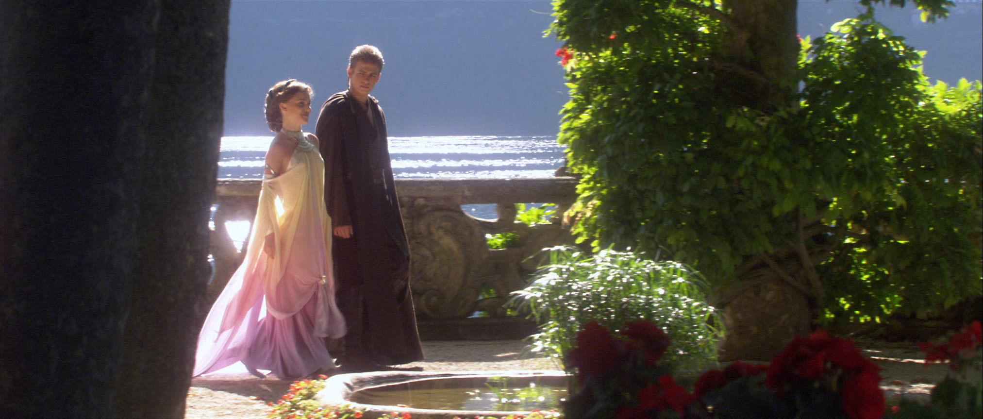 Anakin skywalker and padme amidala episode 3