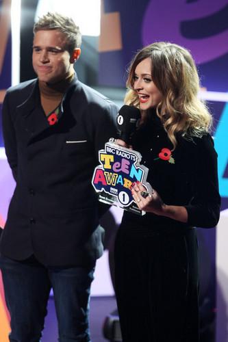 BBC Radio 1's Teen Awards - onyesha