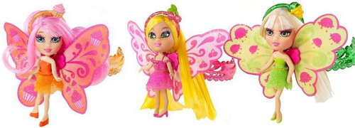 Barbie A Fairy Secret- Little faeries' dolls