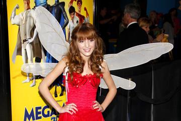 "Bella At the ""MegaMind"" Premiere"