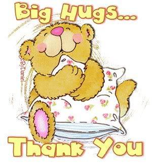 Big Hugs to say *THANK YOU* for all the lovely immagini <333