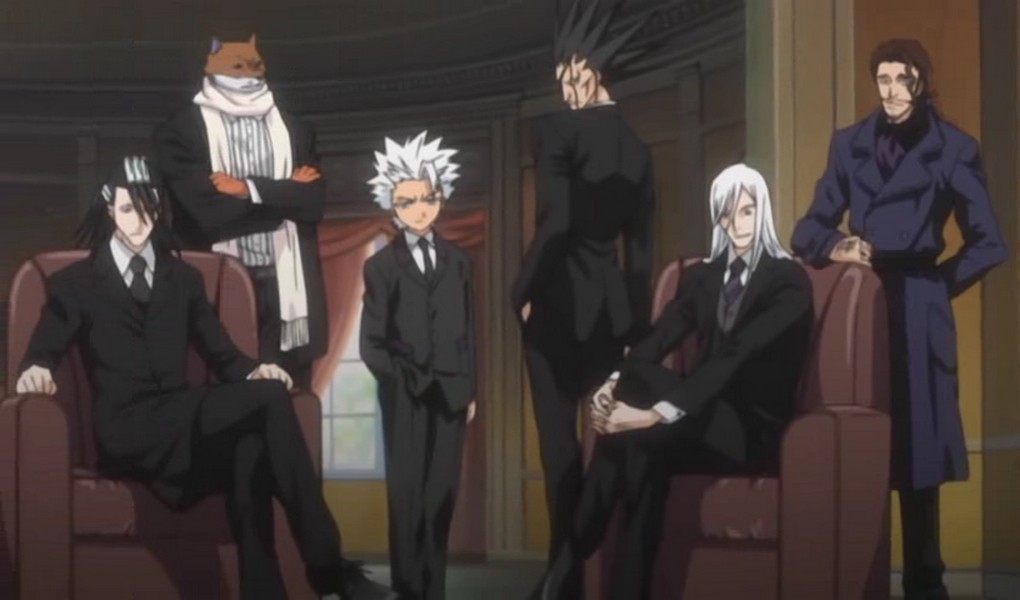 Bleach Gentlemen