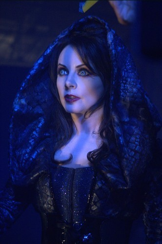Repo! The Genetic Opera wallpaper probably with a cloak, a surcoat, and a kirtle entitled Blind Mag
