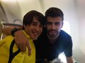 Bojan with Geri - bojan-krkic photo