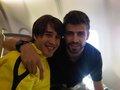 Bojan with Geri