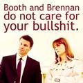 Booth&Bones. <3