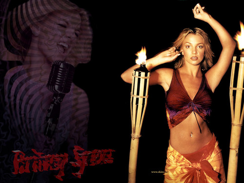 Britney achtergrond