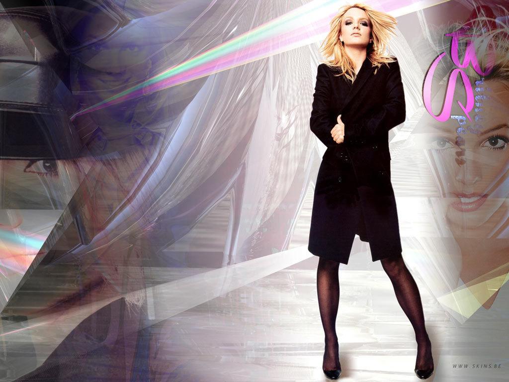 Britney karatasi la kupamba ukuta