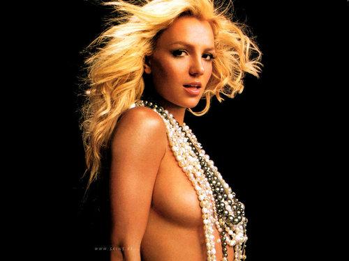 Britney fond d'écran