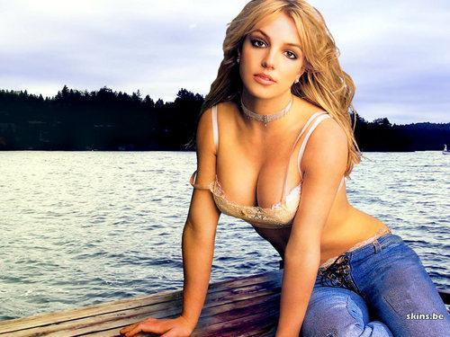 Britney 壁紙
