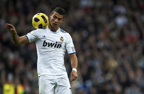 C. Ronaldo (Real Madrid - Athletic Bilbao)