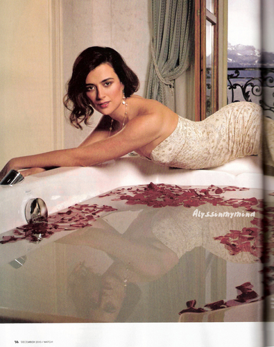 CBS Watch! Magazine - cote-de-pablo Photo