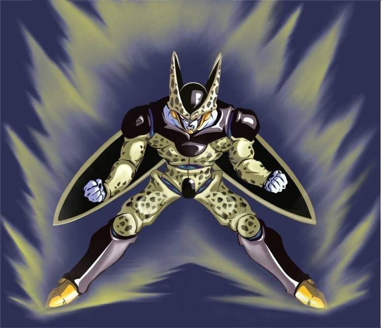 Cell powering up