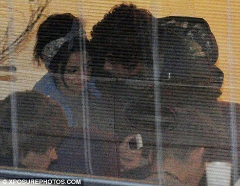 Cher & Harry Cuddle Backstage After The Live Show (More Than Just Good Friends) :) x