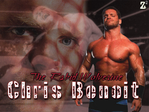 Chris Benoit - professional-wrestling Wallpaper