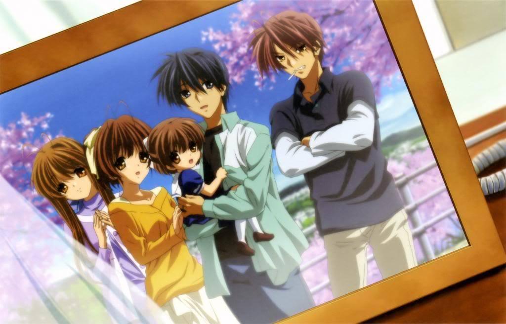 Clannad-Family Photo - Anime Photo (17155678) - Fanpop