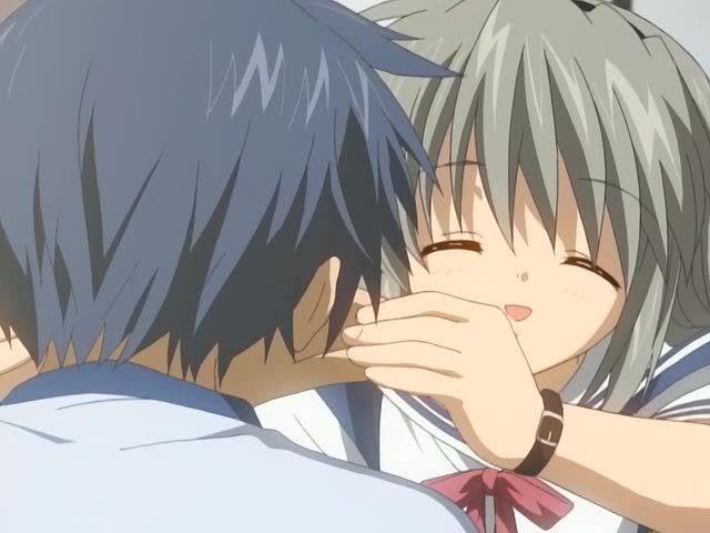 clannad tomoyo amp tomoya anime image 17155982 fanpop