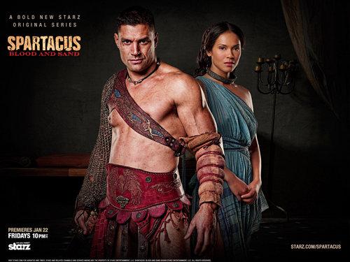 Crixus & Naevia