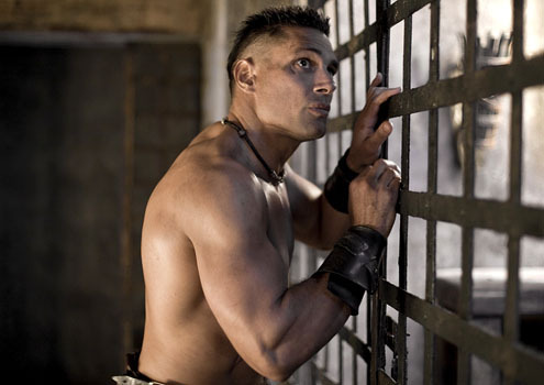 Spartacus Blood And Sand : Ficha de Personajes !
