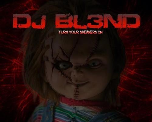 DJ BL3ND FANART