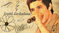 David Archuleta on paper - david-archuleta wallpaper