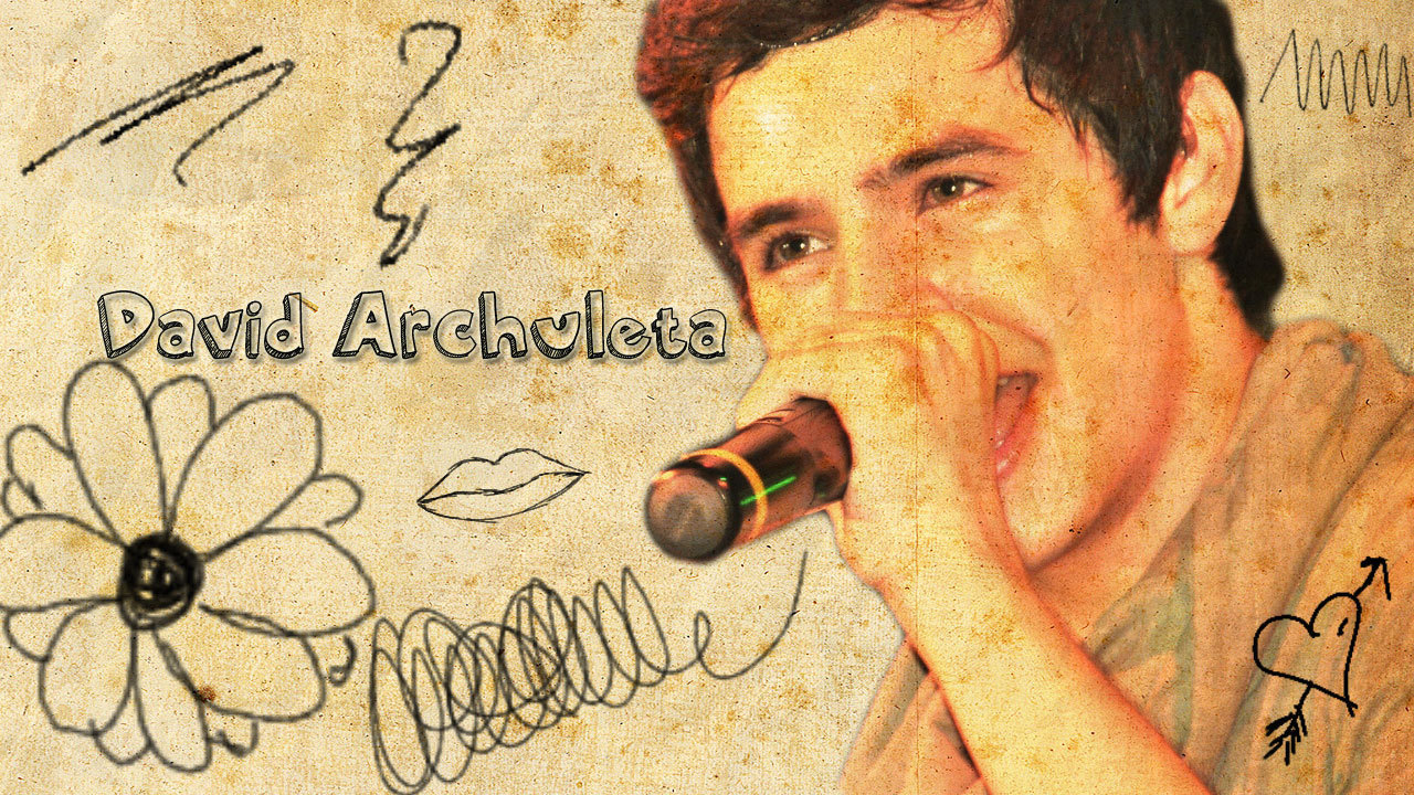 David Archuleta Wallpaper David Archuleta on Paper