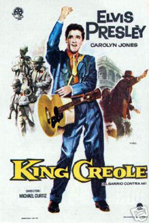 Elvis In King Creole