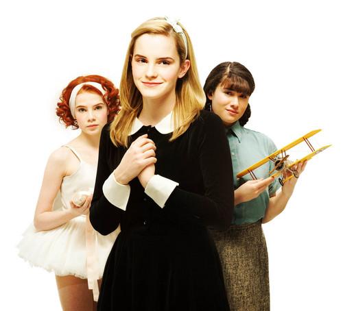 Emma Watson - Ballet Shoes promoshoot (2007)