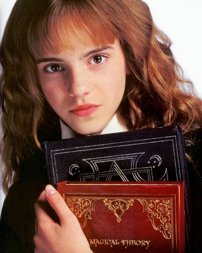 Emma Watson - Harry Potter and the Chamber of Secrets promoshoot (2002)