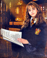 Emma Watson - Harry Potter and the Chamber of the Secrets promoshoot (2002)
