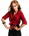Emma Watson - People Tree shoot #3: Autumn/Winter 2010