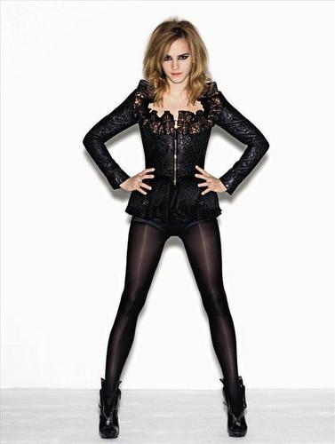 Emma Watson - Photoshoot #055: Elle (2009)