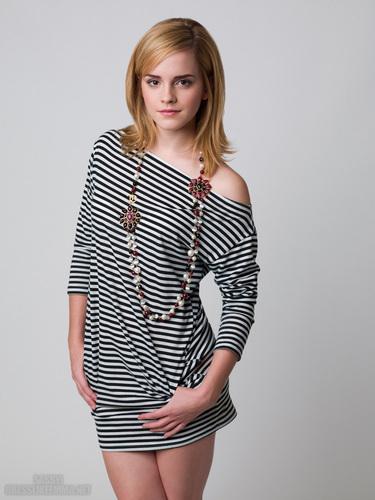 Emma Watson - Photoshoot #060: Lorenzo Agius (2009)