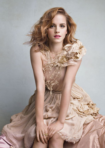 Emma Watson - Photoshoot #062: Patrick Demarchelier (2010)