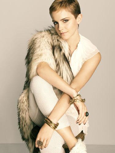 Emma Watson - Photoshoot #067: Tesh (2010)