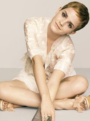 Emma Watson - Photoshoot #067: Tesh (2010) - Anichu90 300x400
