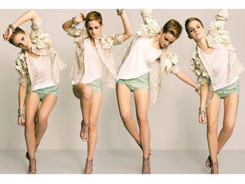 Emma Watson - Photoshoot #067: Tesh (2010) - Anichu90 500x375
