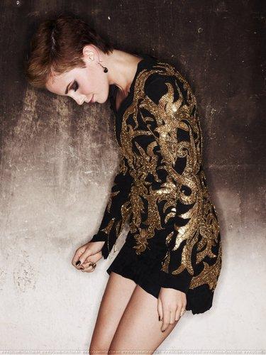 Emma Watson - Photoshoot #070: Mariano Vivanco #2 (2010)