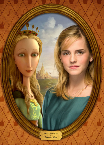 Emma Watson - The Tale of Despereaux promoshoot (2008)