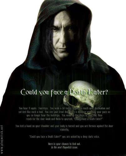 Evil Snape