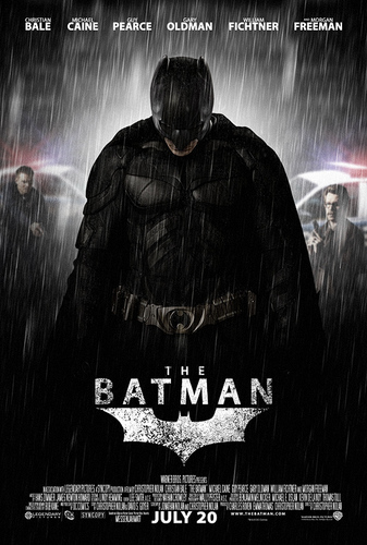The Dark Knight Rises wallpaper possibly containing a sign entitled Fan made posters