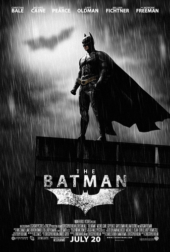 Fan made posters - the-dark-knight-rises Fan Art