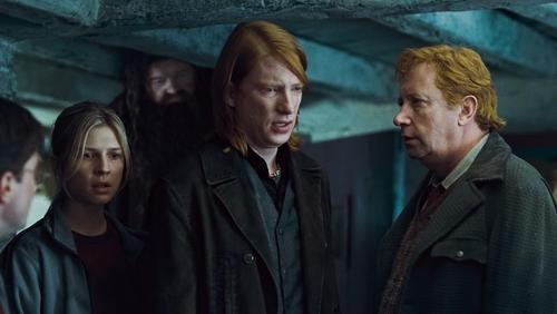 Fleur, Bill and Arthur