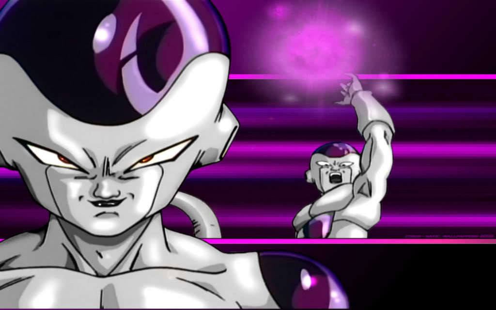 dbz frieza wallpaper - photo #26