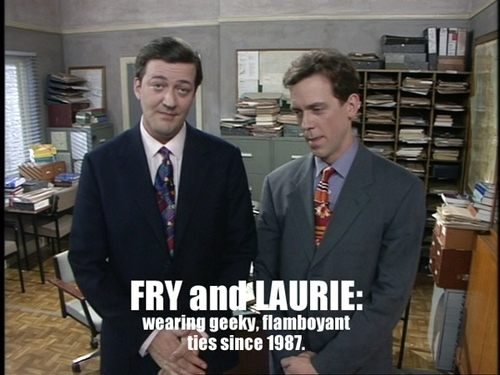Fry & Laurie