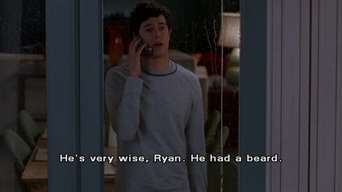 Funny Seth quotes. <3