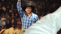 George waiving good bye to me (I wish) - george-strait photo