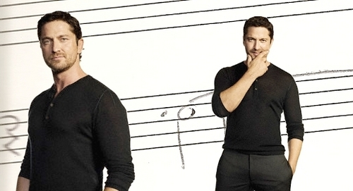 Gerard Butler wallpaper possibly with a well dressed person and a business suit titled Gerard Butler
