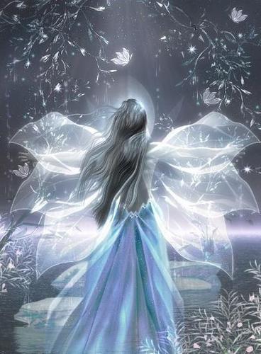 Glistening Fairy